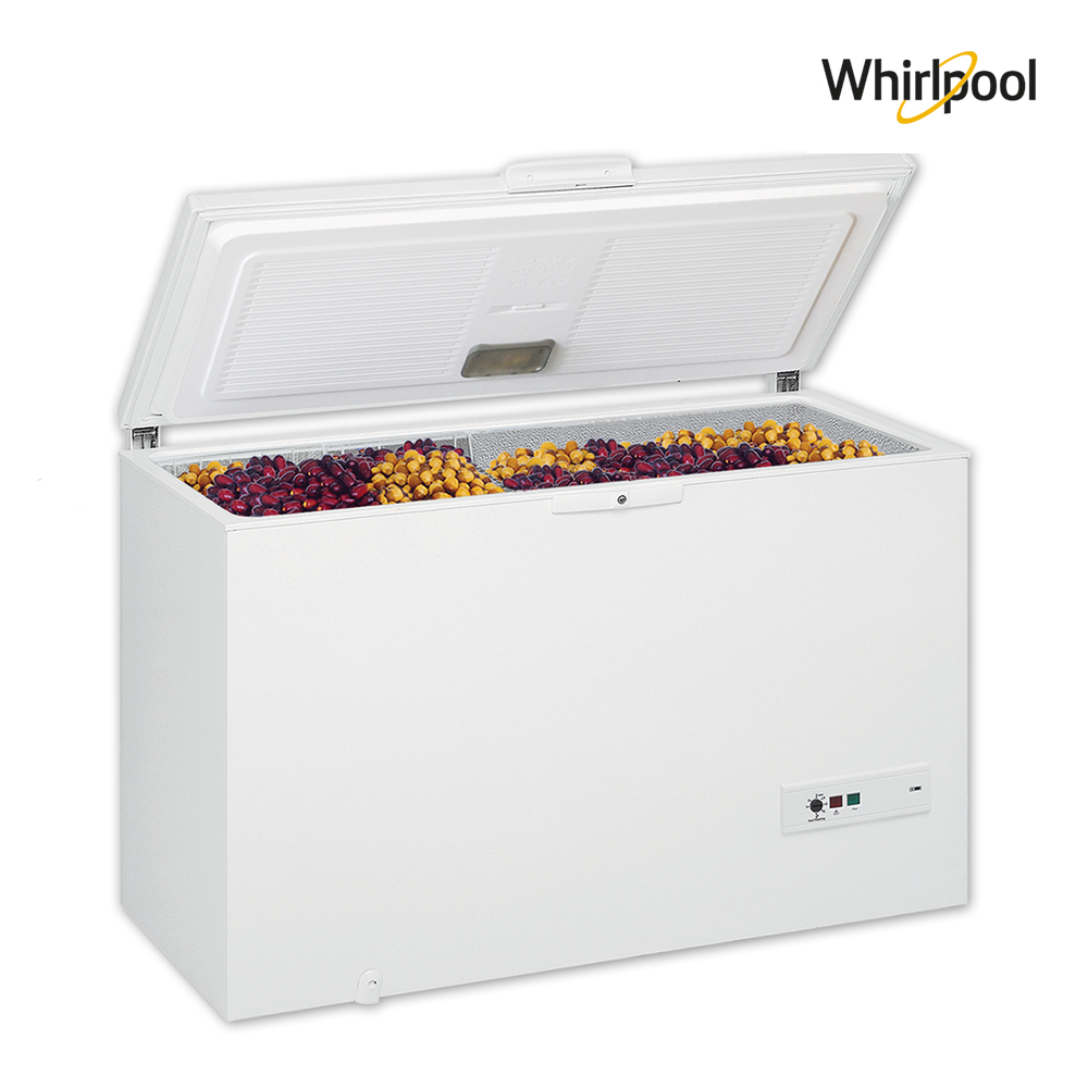 Whirlpool Chest freezer, (13.56) Cuft , White