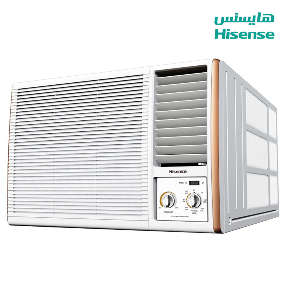 Hisense Hot/Cold Window (17000) BTU