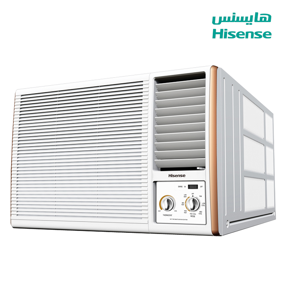 Hisense Hot/Cold Window (22000) BTU