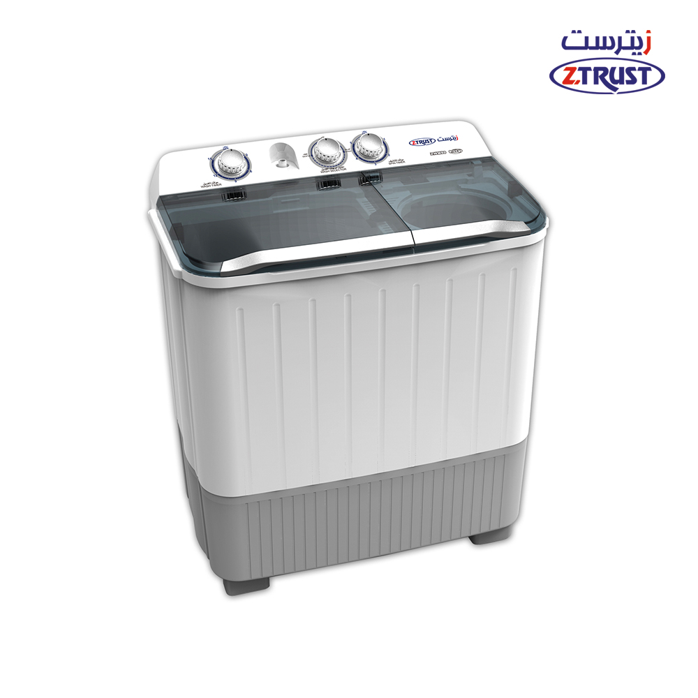 Z.TRUST W.M , Twin/Top Washer , (8)Kg