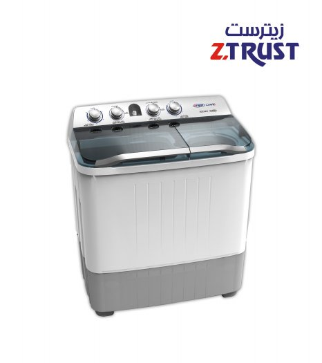 Z.TRUST W.M , Twin/Top Washer , (10)Kg