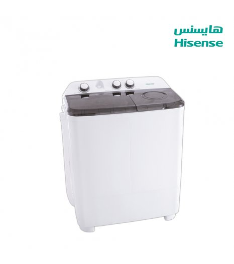 Hisense Washing Machine (7) Kg , Dryer capacity (5)Kg ,(3) p , White