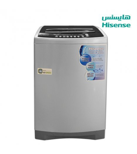 Hisense Washing Machine (11) Kg ,(6) p , gray