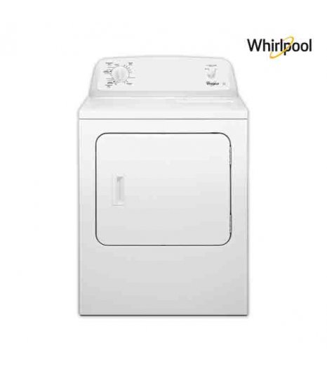 Whirlpool Dryer (15)KG , (11)P, White
