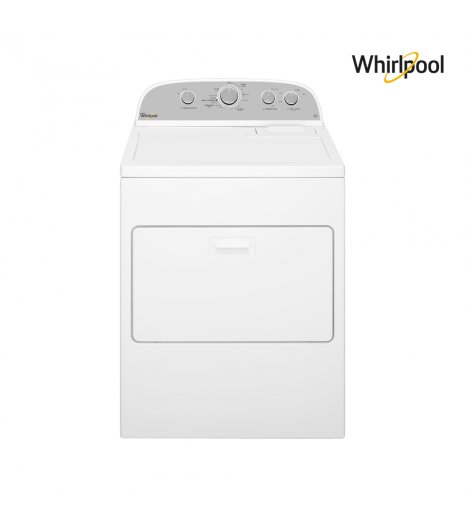 Whirlpool Dryer (15)KG , (15)P,  White