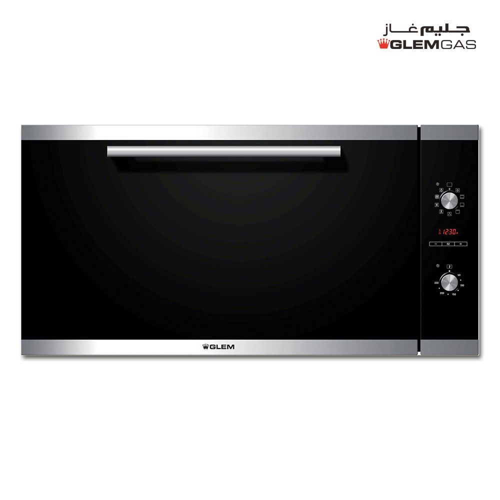 Glem Electric Oven (90)cm, (9) Functions