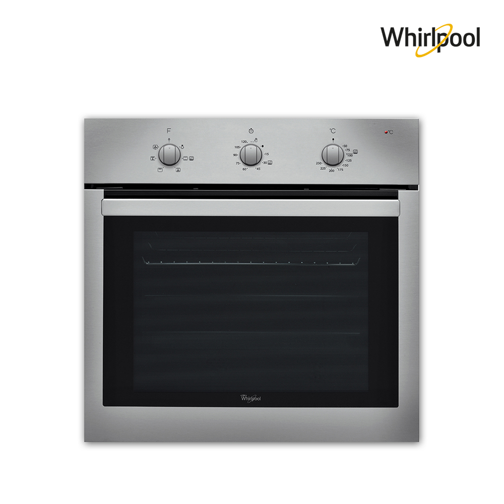 Whirlpool Electric Oven (60)cm, (5) functions