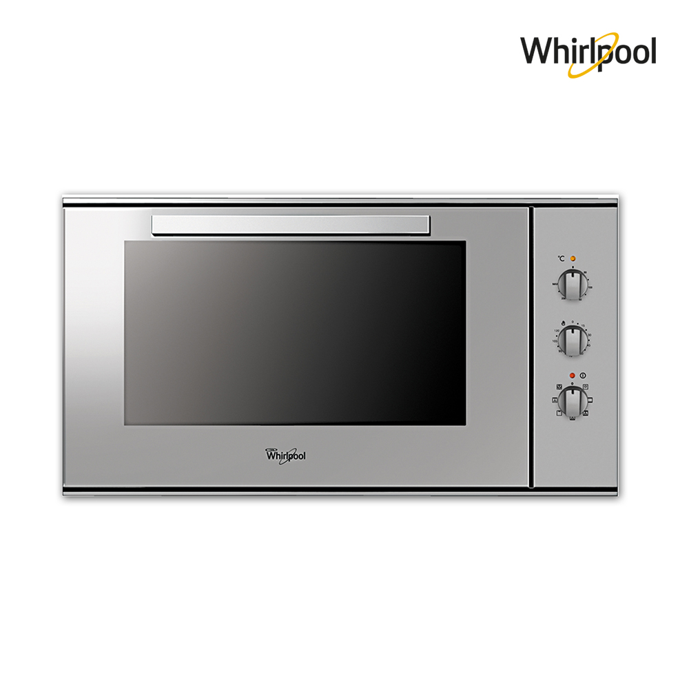 Whirlpool Electric Oven (90)cm, (8) functions