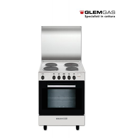 Electric Glem Cooker (60X60), Steel