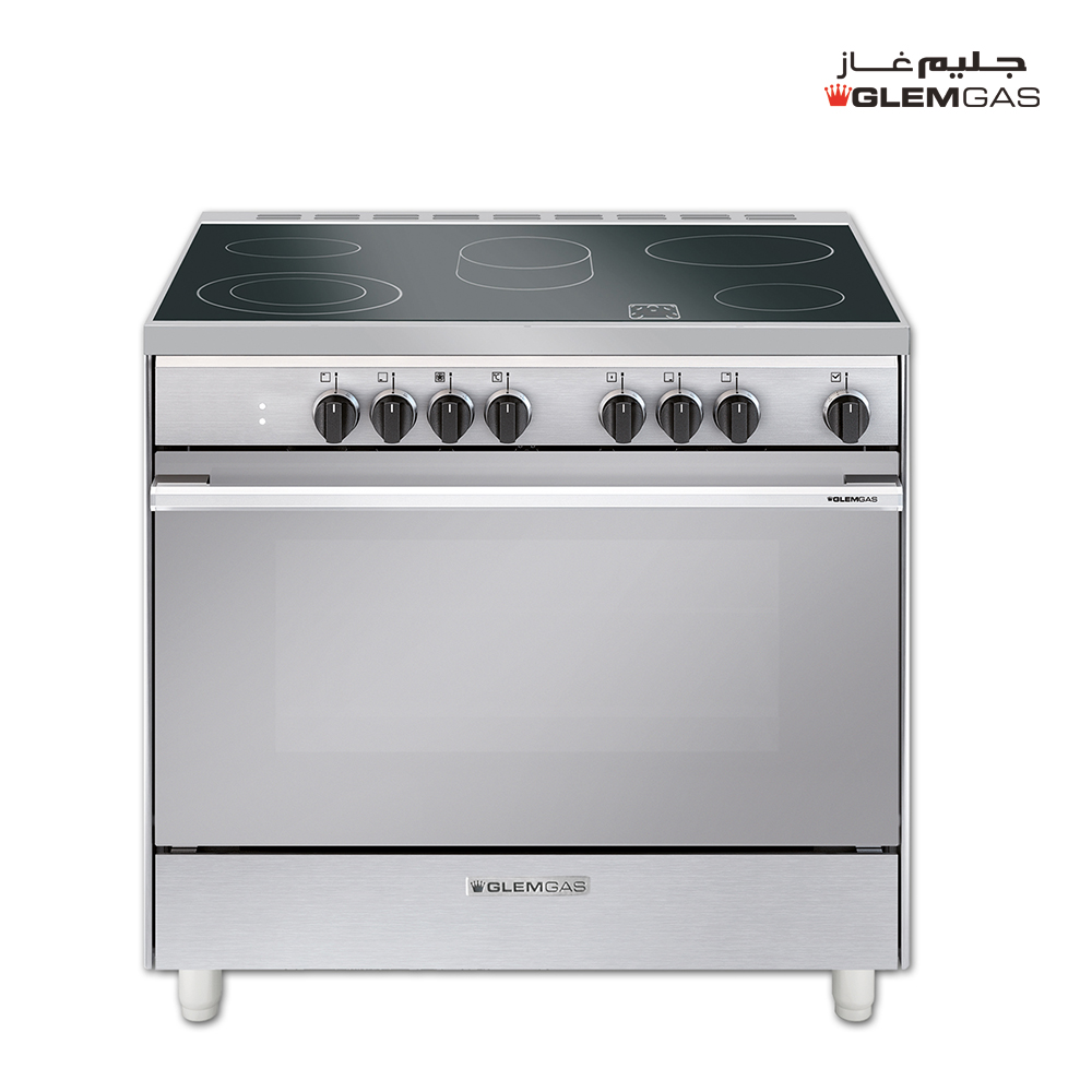 Glem Gas Cooker (Electric)(60X90), MF, Steel