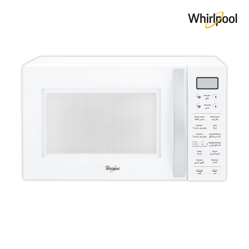 Whirlpool Microwave, Capacity(30)L,White