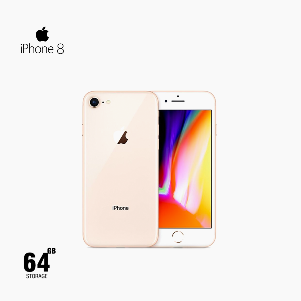 Apple iPhone 8, LTE, 4.7 Inch, 64GB, Gold