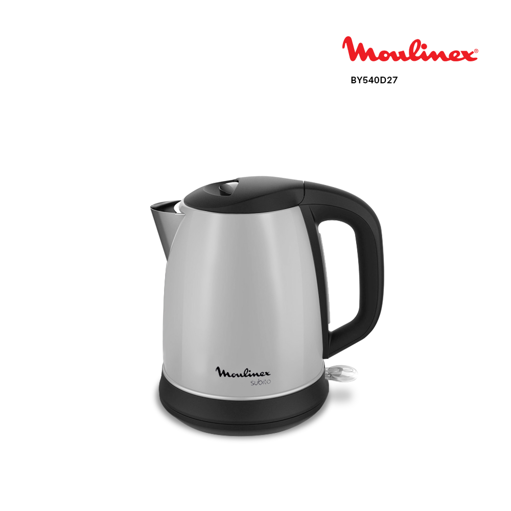 Moulinex Kettle (2200W, Stainless Steel)