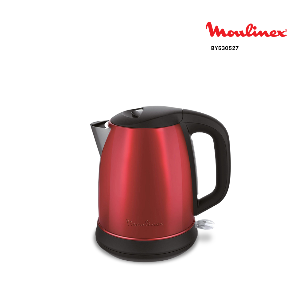 Moulinex Subito 2 2200W 1.7L Kettle - Red