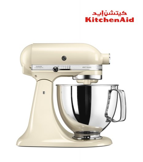 (4.8) L Stand Mixer - ALMOND CREAM