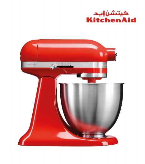 (3.3)L Stand Mixer -  Red (Hot Sauce)