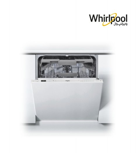 Whirlpool  Dishwasher  Built-In  8P, 3Rack, 14Set, 6S-Slv